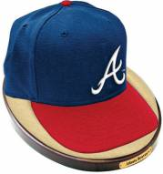 Atlanta Braves Collectible MLB Hat