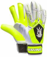 Brine King Match 2X JNR Soccer Goalie Gloves