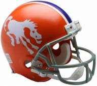 Riddell Denver Broncos 1966 Authentic Throwback NFL Football Helmet - Full Size