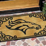 Denver Broncos NFL Door Mat