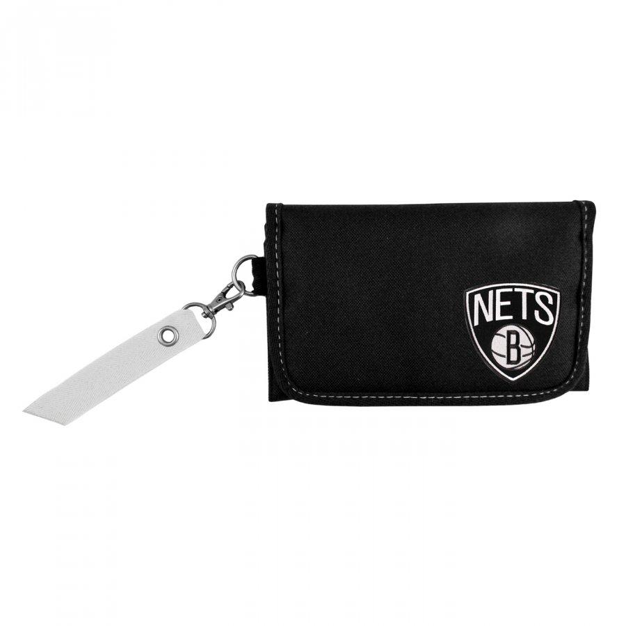 Brooklyn Nets Ribbon Organizer Wallet