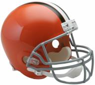 Riddell Cleveland Browns 1962-74 Deluxe Replica Throwback NFL Football Helmet