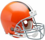 Riddell Cleveland Browns 2006-14 Authentic VSR4 NFL Football Helmet