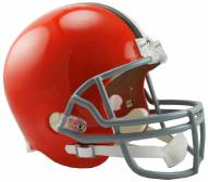 Riddell Cleveland Browns Deluxe Replica NFL Football Helmet