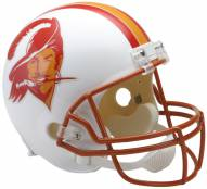 Riddell Tampa Bay Buccaneers 1976-96 Deluxe Replica Throwback NFL Football Helmet