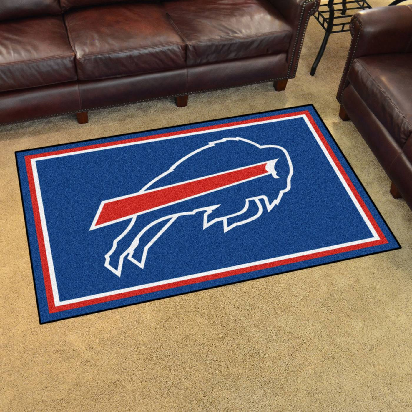 Buffalo Bills 4' X 6' Area Rug