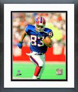 Buffalo Bills Andre Reed Action Framed Photo
