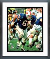 Buffalo Bills Billy Shaw 1967 Action Framed Photo