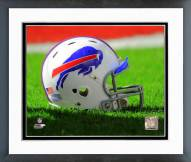 Buffalo Bills Buffalo Bills Helmet Framed Photo