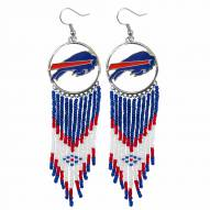 Buffalo Bills Dreamcatcher Earrings