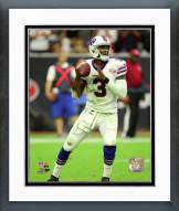 Buffalo Bills E.J. Manuel 2014 Action Framed Photo