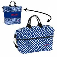 Buffalo Bills Expandable Tote Bag
