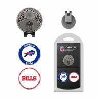 Buffalo Bills Hat Clip & Marker Set