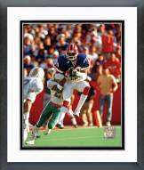 Buffalo Bills James Lofton Action Framed Photo
