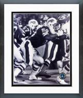 Buffalo Bills Joe Delamielleure Action Framed Photo
