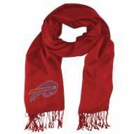 Buffalo Bills Light Red Pashi Fan Scarf