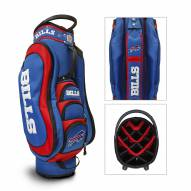 Buffalo Bills Medalist Cart Golf Bag