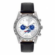 Buffalo Bills Men's Letterman Watch