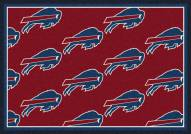 Buffalo Bills NFL Repeat Area Rug