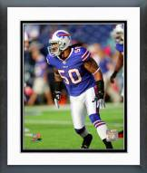 Buffalo Bills Nick Barnett 2011 Action Framed Photo