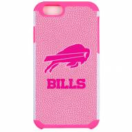 Buffalo Bills Pink Pebble Grain iPhone 6/6s Plus Case