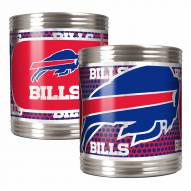 Buffalo Bills Stainless Steel Hi-Def Coozie Set