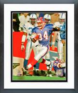 Buffalo Bills Thurman Thomas Action Framed Photo