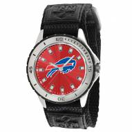Buffalo Bills Veteran Velcro Mens Watch