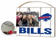 Buffalo Bills Weathered Logo Photo Frame