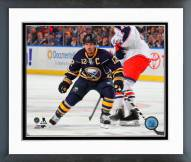 Buffalo Sabres Brian Gionta 2014-15 Action Framed Photo