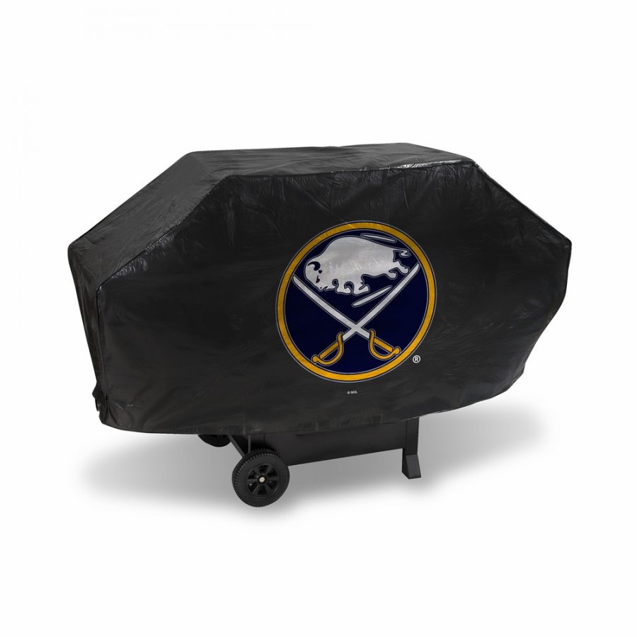 Buffalo Sabres Deluxe Padded Grill Cover