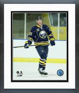 Buffalo Sabres Jack Eichel 2015-16 Action Framed Photo