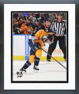 Buffalo Sabres Josh Gorges 2014-15 Action Framed Photo