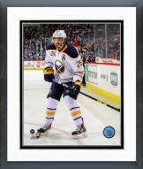 Buffalo Sabres Matt Moulson 2014-15 Action Framed Photo