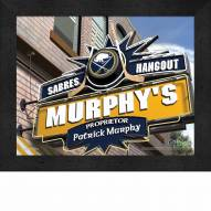 Buffalo Sabres Personalized Framed Sports Pub Print