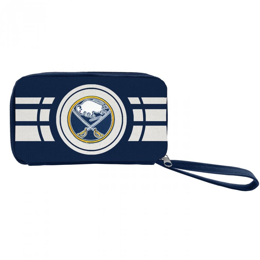 Buffalo Sabres Ripple Zip Wallet