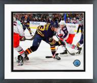 Buffalo Sabres Sam Reinhart 2014-15 Action Framed Photo
