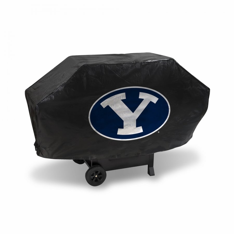 BYU Cougars Deluxe Padded Grill Cover