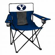 BYU Cougars Elite Tailgating Chair