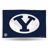 BYU Cougars 3' x 5' Banner Flag