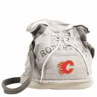 Calgary Flames Hoodie Duffle