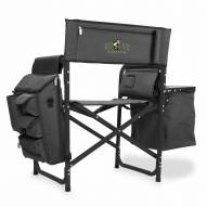 California Polytechnic State Mustangs Gray/Black Fusion Folding Chair
