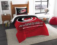 Carolina Hurricanes Draft Twin Comforter Set