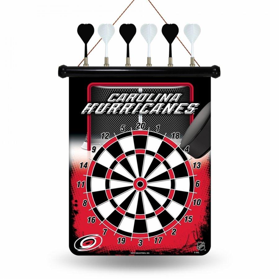 Carolina Hurricanes Magnetic Dart Board