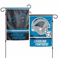 """Carolina Panthers 11"""" x 15"""" Garden Flag"""