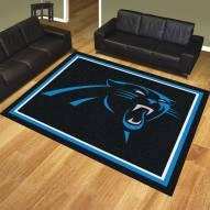 Carolina Panthers 8' x 10' Area Rug