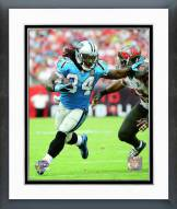 Carolina Panthers DeAngelo Williams 2014 Action Framed Photo