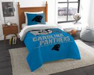 Carolina Panthers Draft Twin Comforter Set