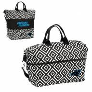 Carolina Panthers Expandable Tote Bag