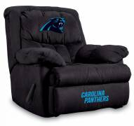 Carolina Panthers Home Team Recliner